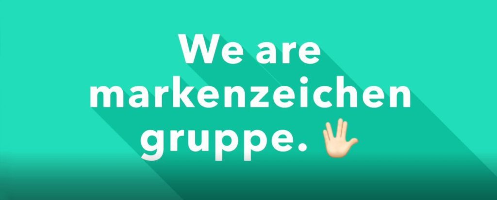 we-are-markenzeichen